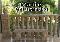 Italian Marble Baluster Designs